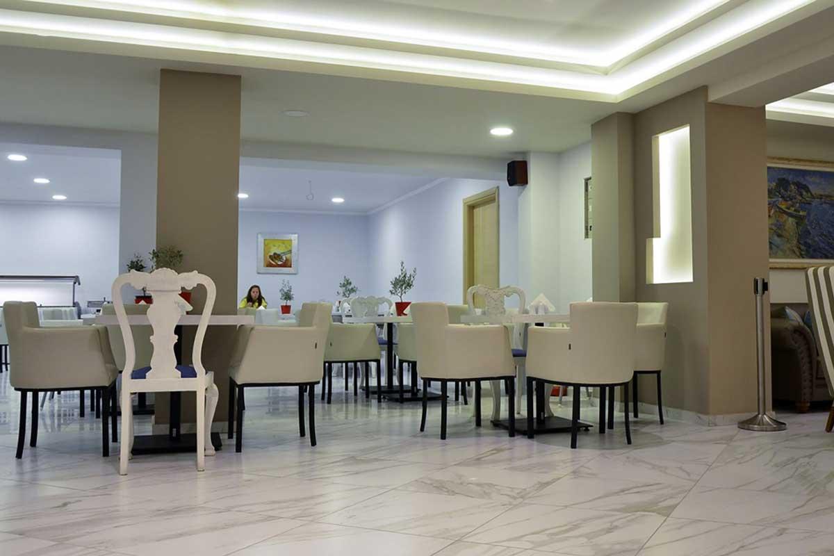 Hotel Melathron restoran