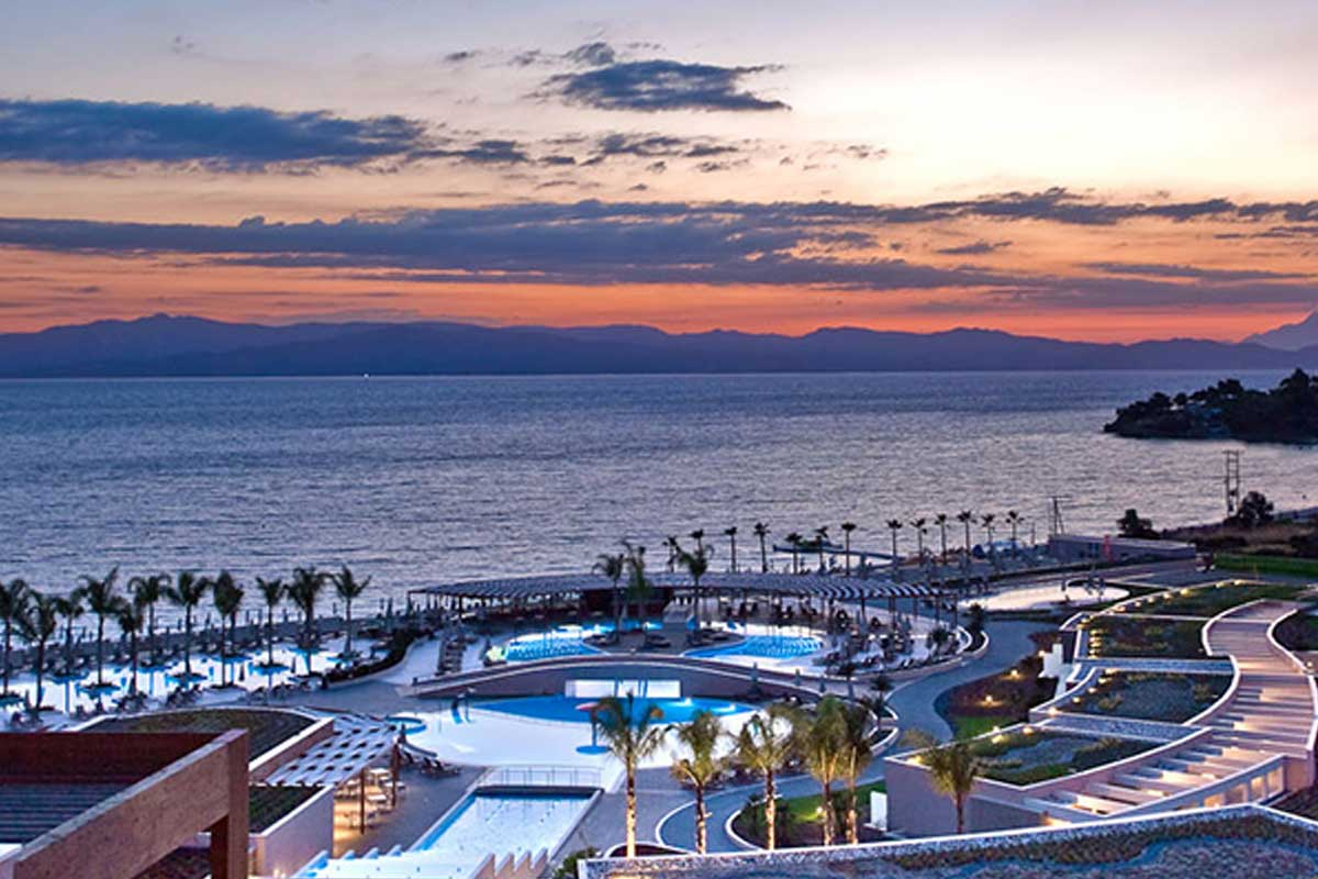 Miraggio Thermal Spa & Resort - Paliouri, Halkidiki, Grčka - Letovanje - AquaTravel.rs