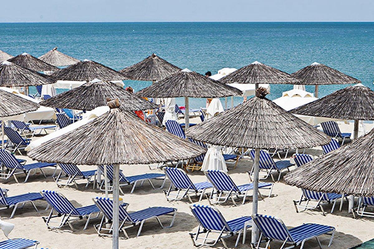 Olympic Star Hotel plaža Nei Pori