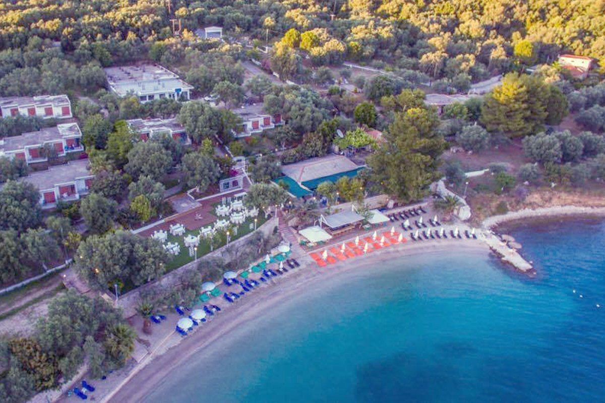 Plataria Seaside Resort Sivota