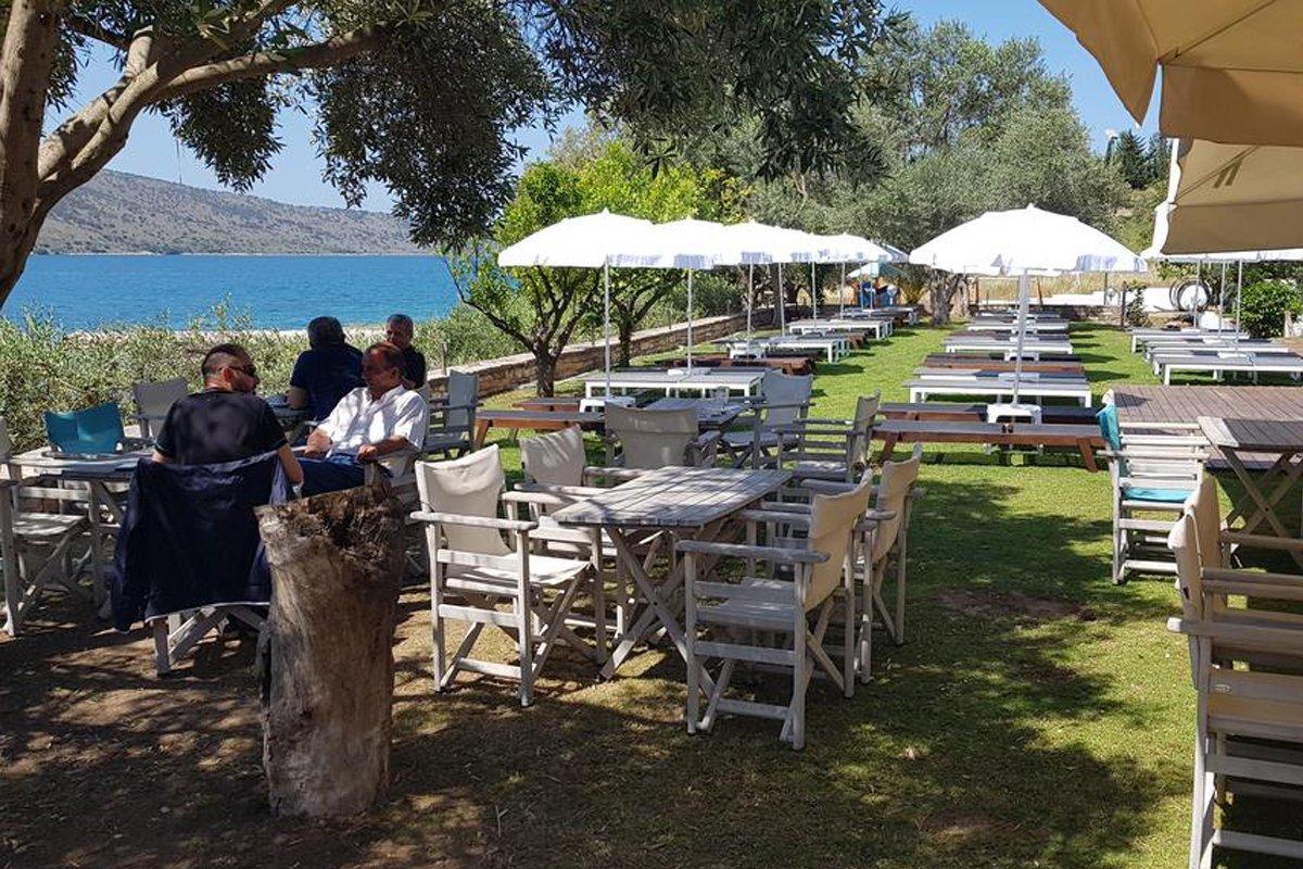 Plataria Seaside Resort hotelski smeštaj