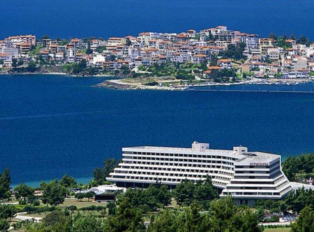 Porto Carras Sithonia letovanje Neos Marmaras