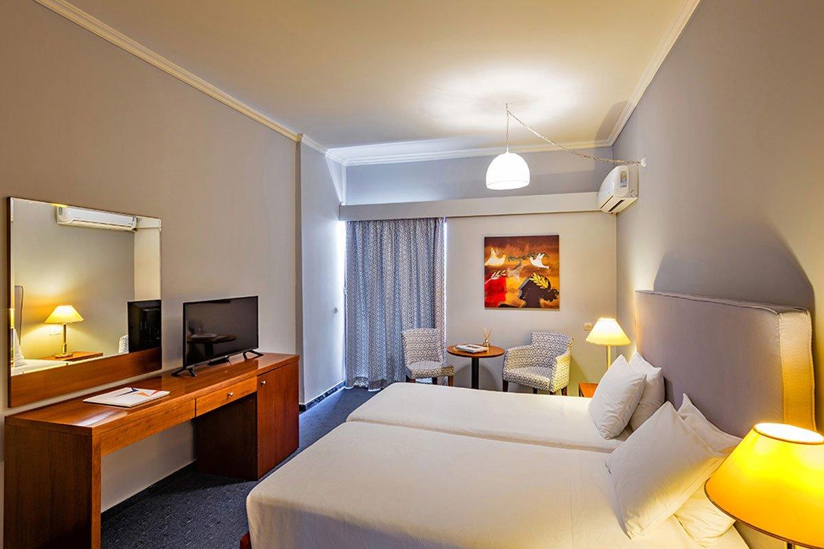 Porto Rio hotel sobe
