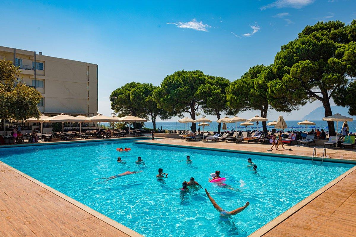 Porto Rio hotel bazen