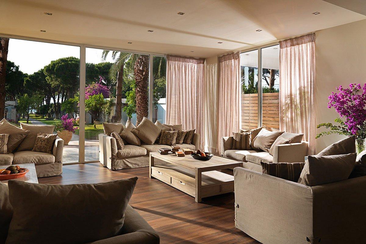 Porto Rio hotel lobi