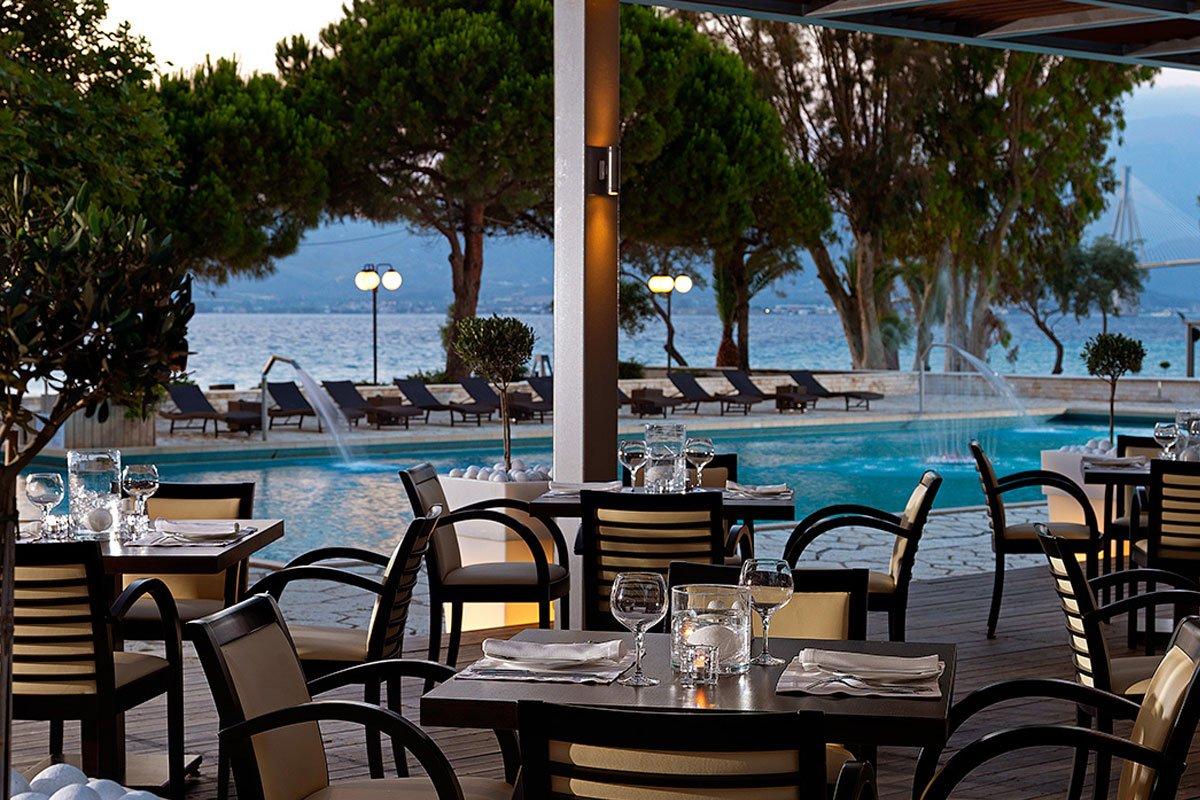 Porto Rio hotel restoran
