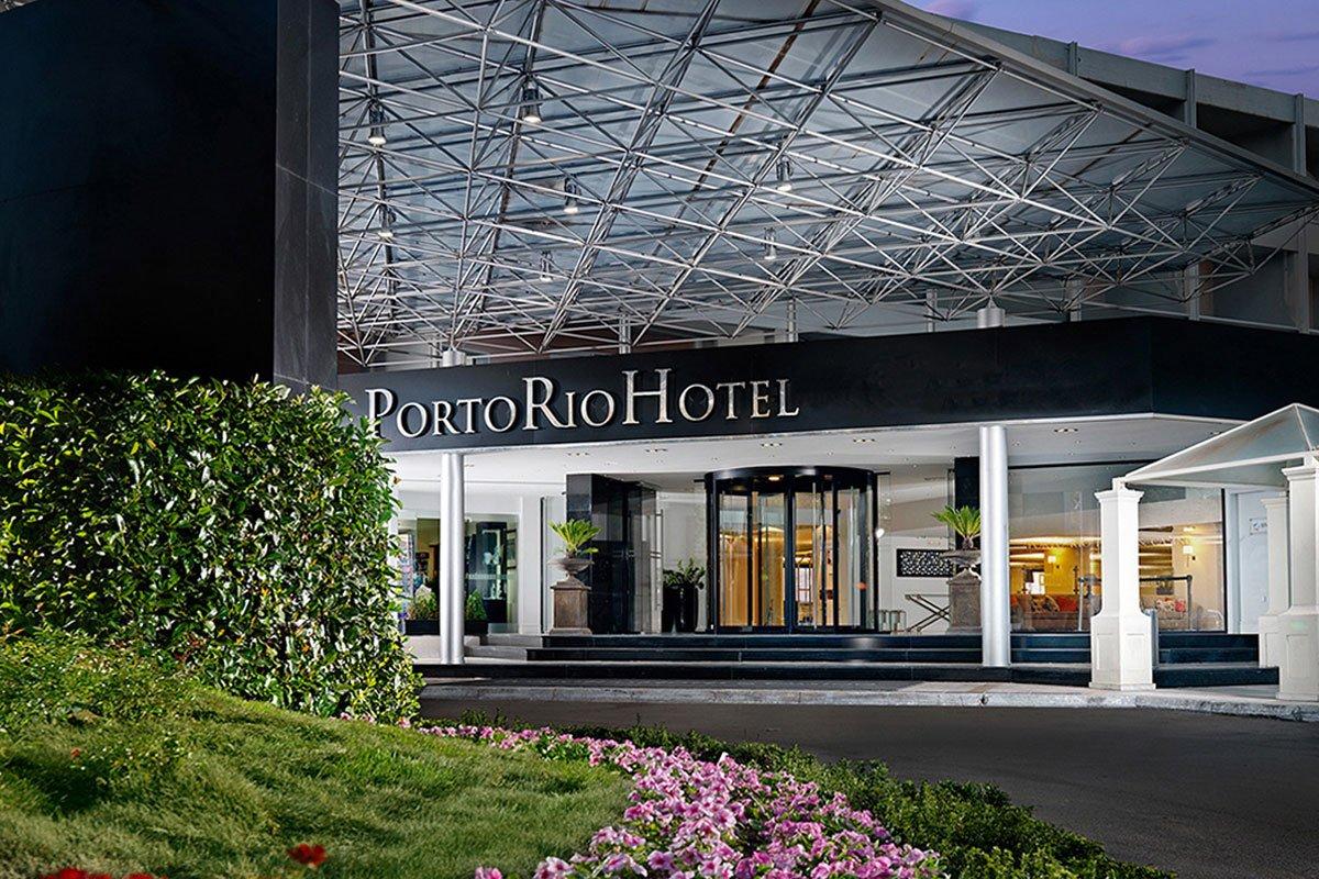 Porto Rio hotel ulaz