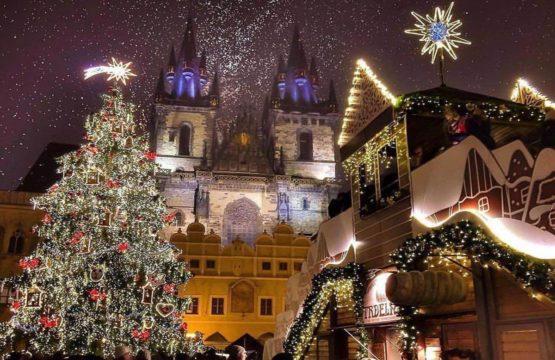 Prag - Nova godina 2020