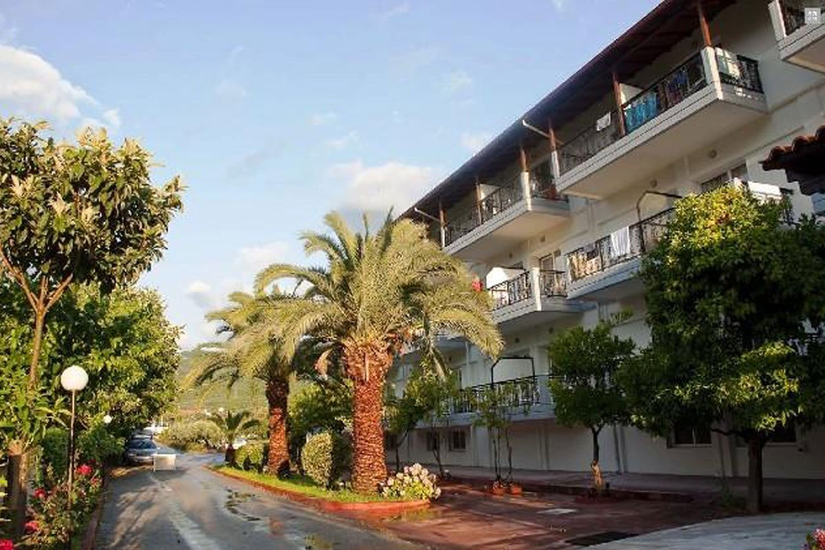 Sun Beach Hotel Platamonas - Platamon, Pieria, Grčka - Letovanje - AquaTravel.rs