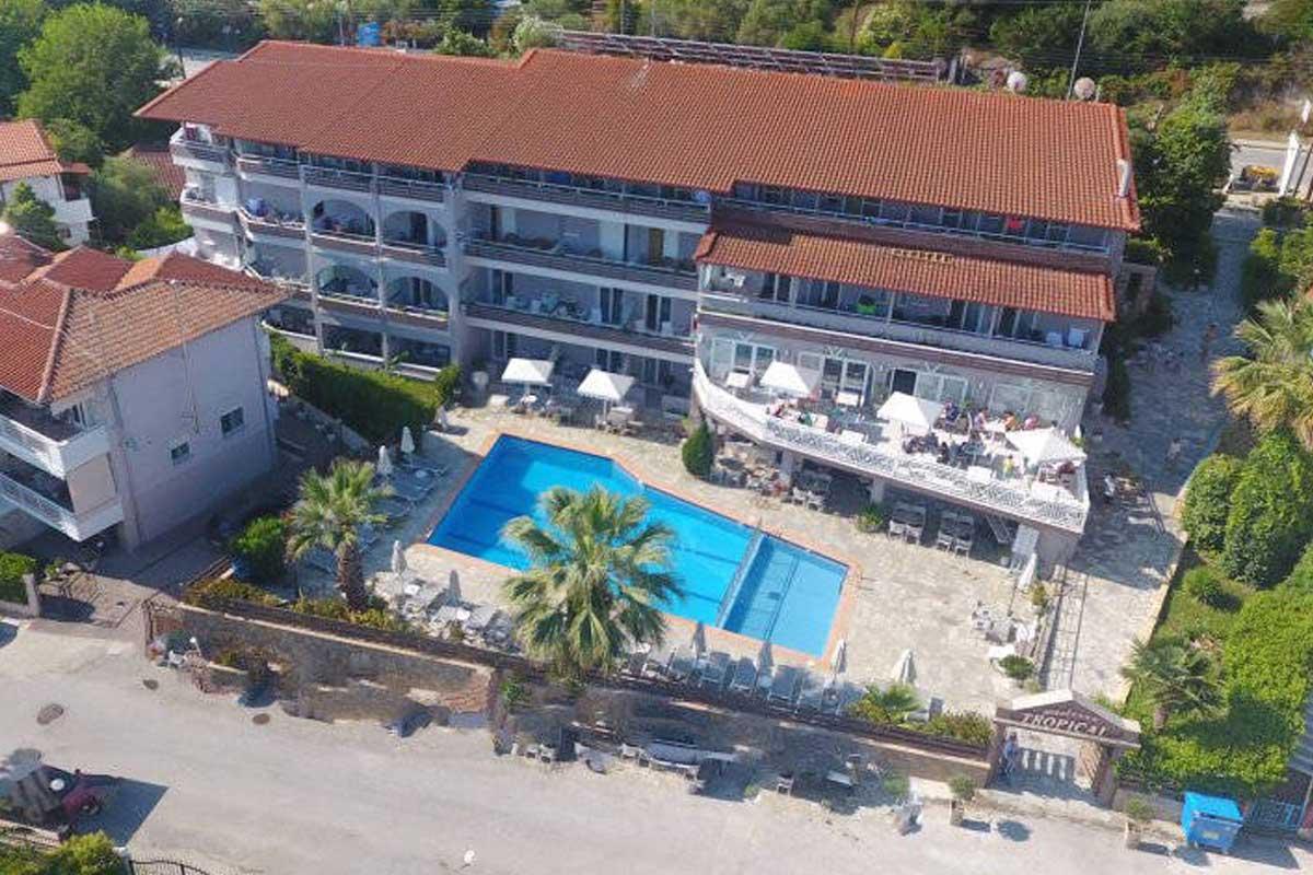 Tropical hotel - Hanioti, Kasandra, Halkidiki, Grčka - Letovanje - AquaTravel.rs