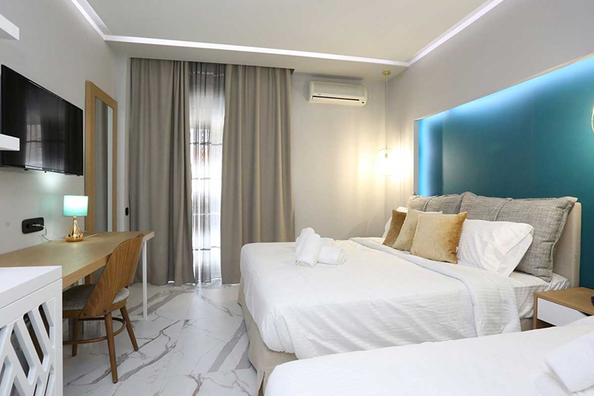 Tropical hotel letovanje Hanioti