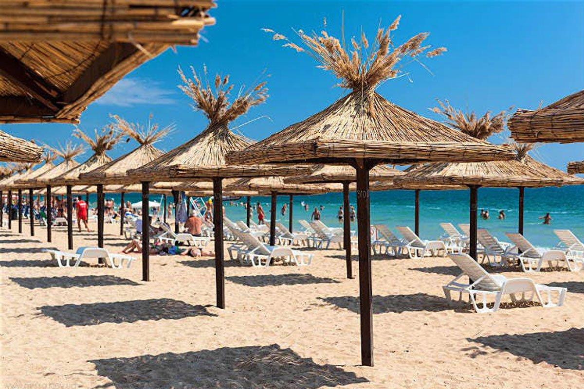 Bugarska peščana plaža