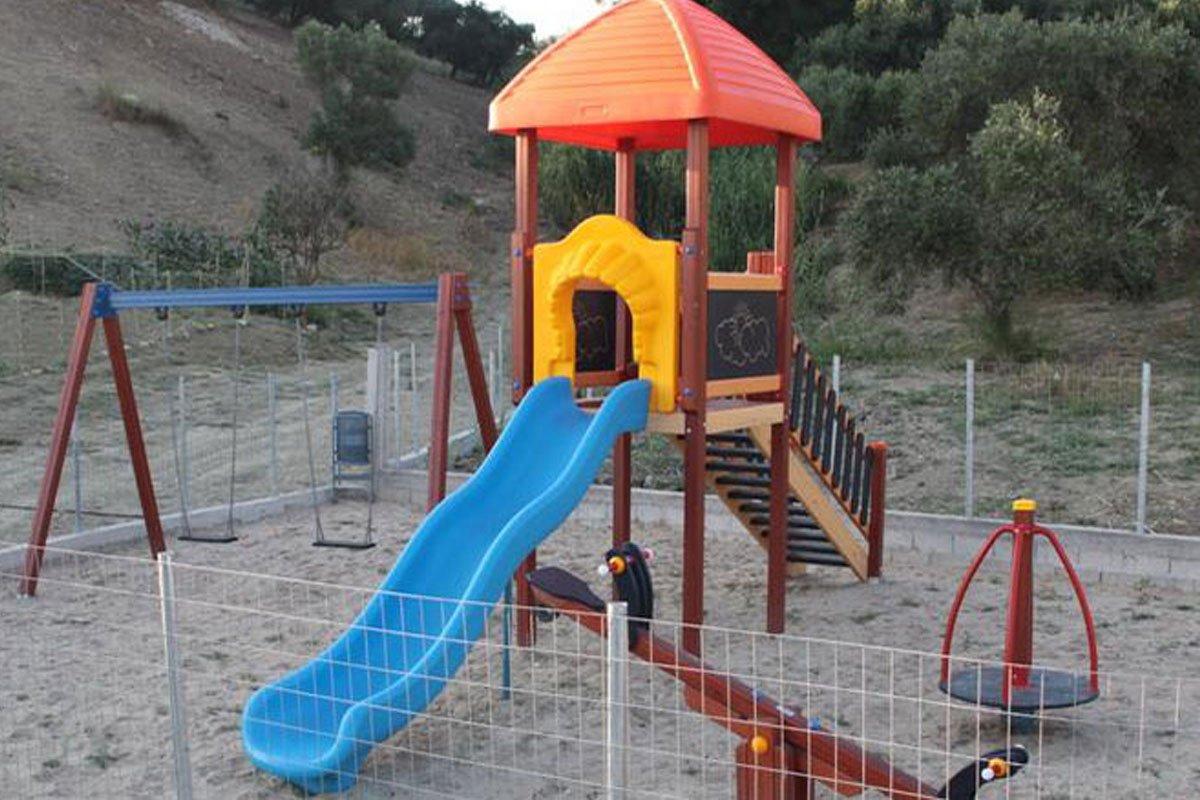Dimitra hotel dečije igralište
