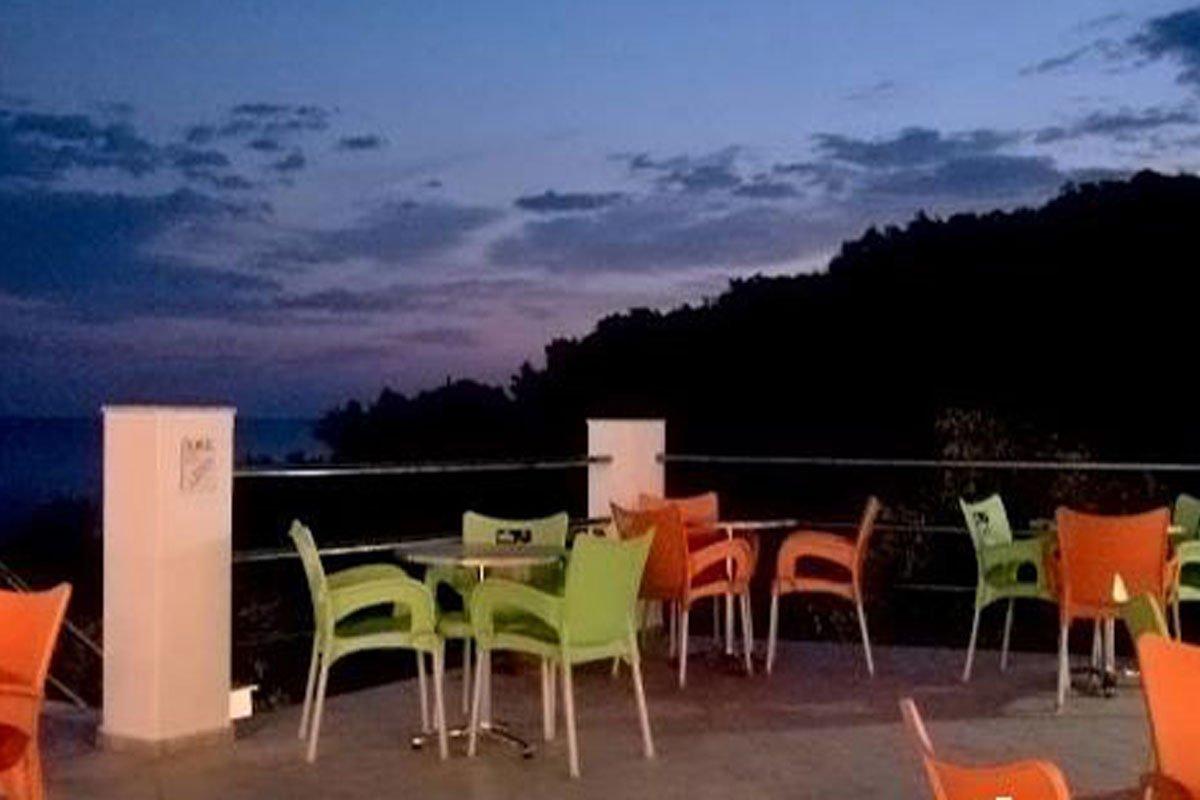 Dimitra hotel kafić