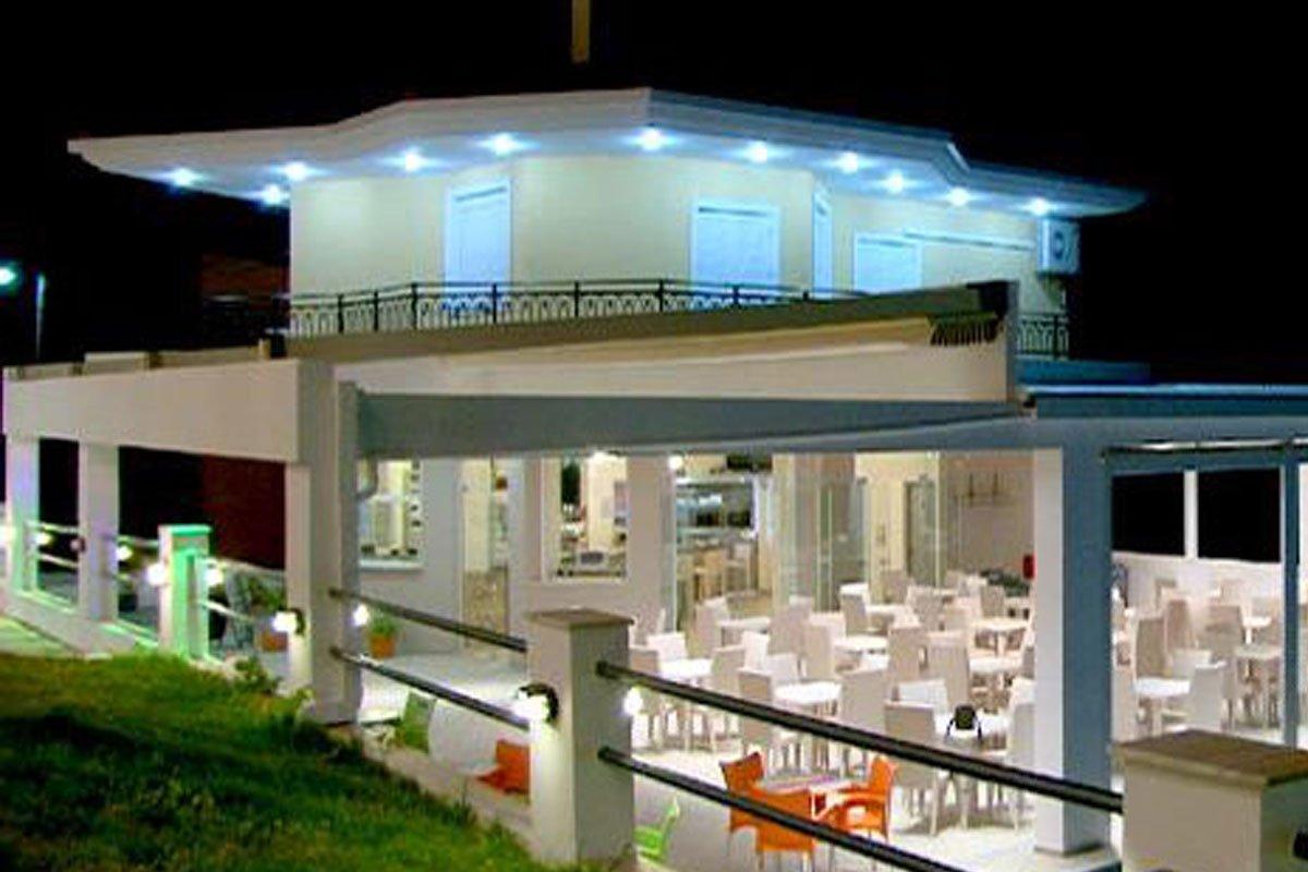Dimitra hotel leto Lefkada