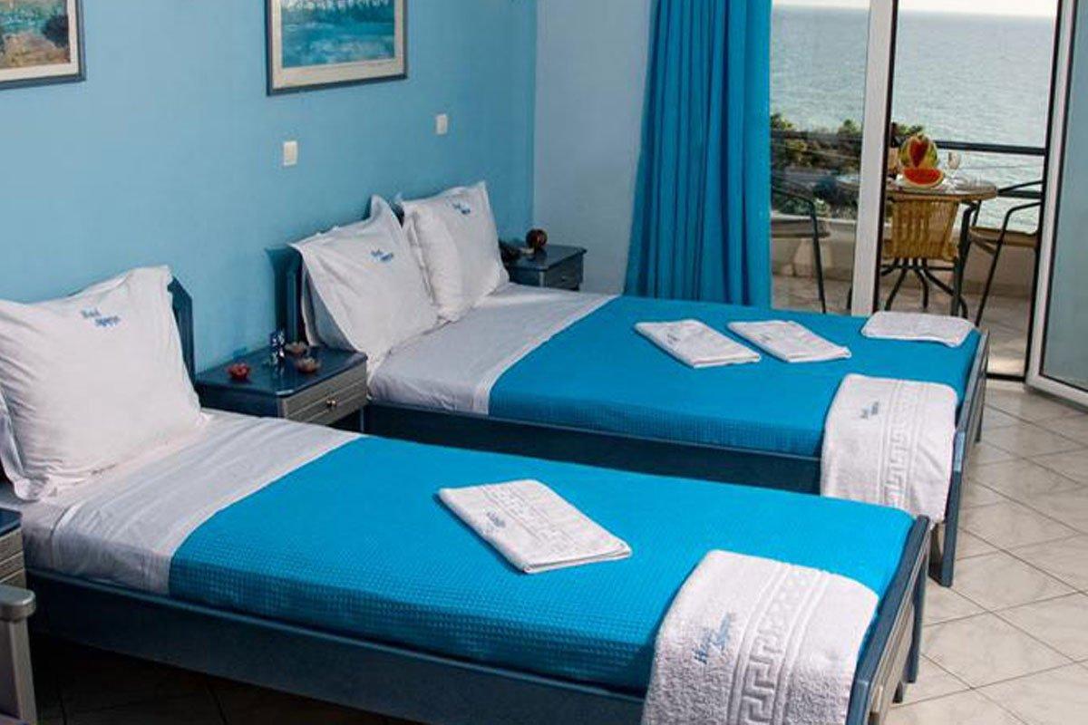 Dimitra hotel sobe