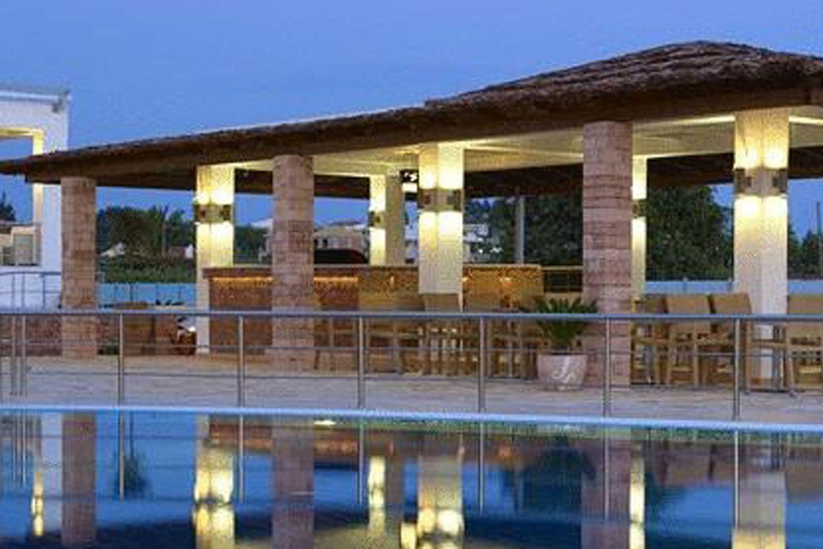 Ionian Teoxenia hotel aranžmani Preveza
