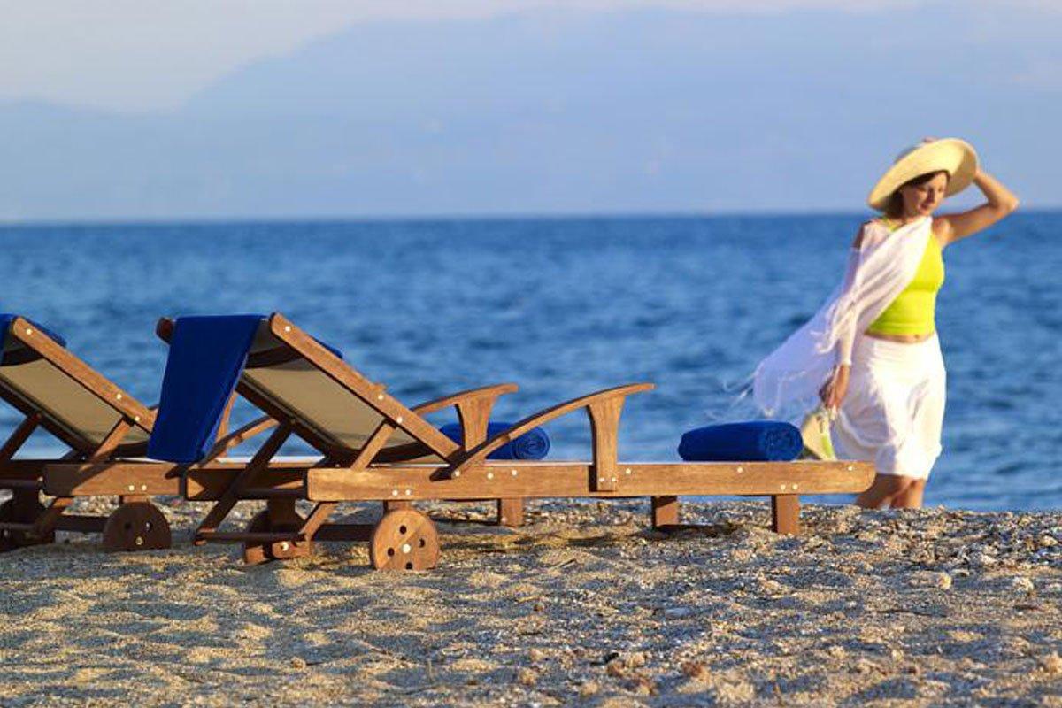 Ionian Teoxenia hotel plaža
