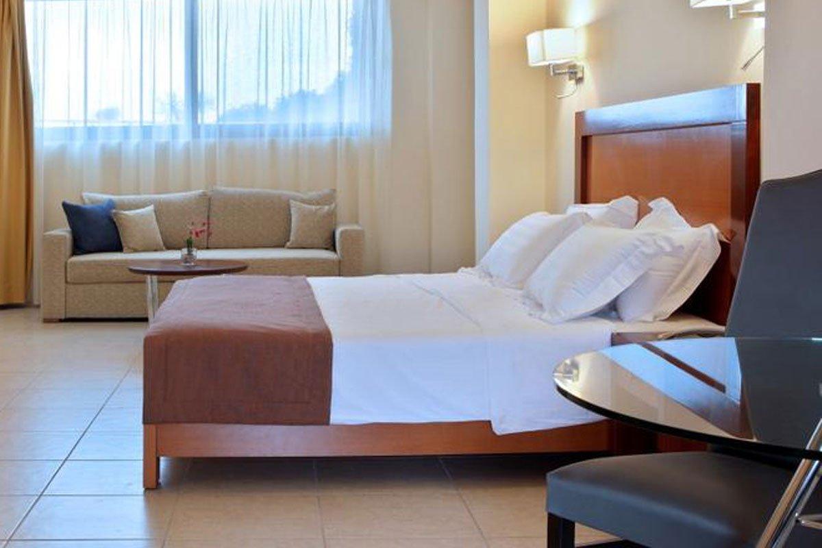 Ionian Teoxenia hotel soba
