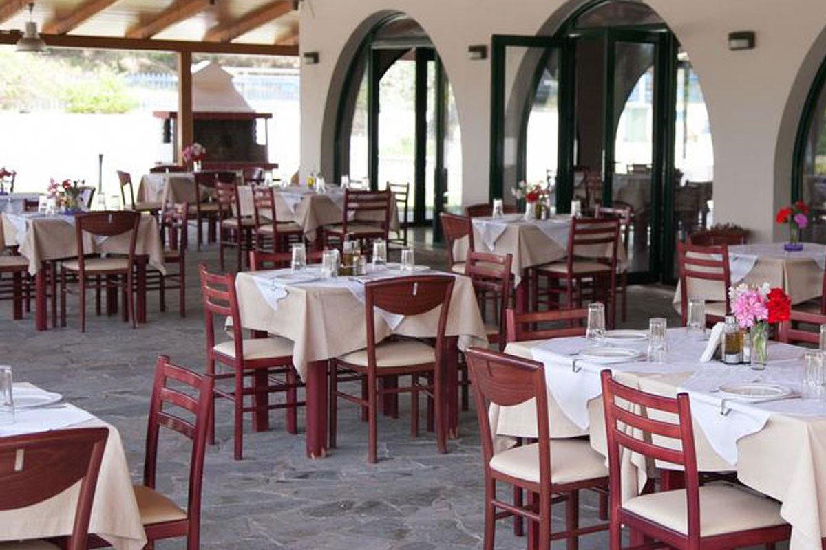 Kanali Beach Hotel restoran