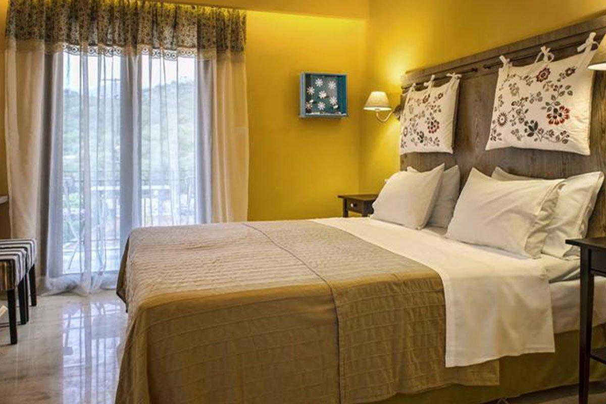 Mega Ammos Hotel Sivota smeštaj