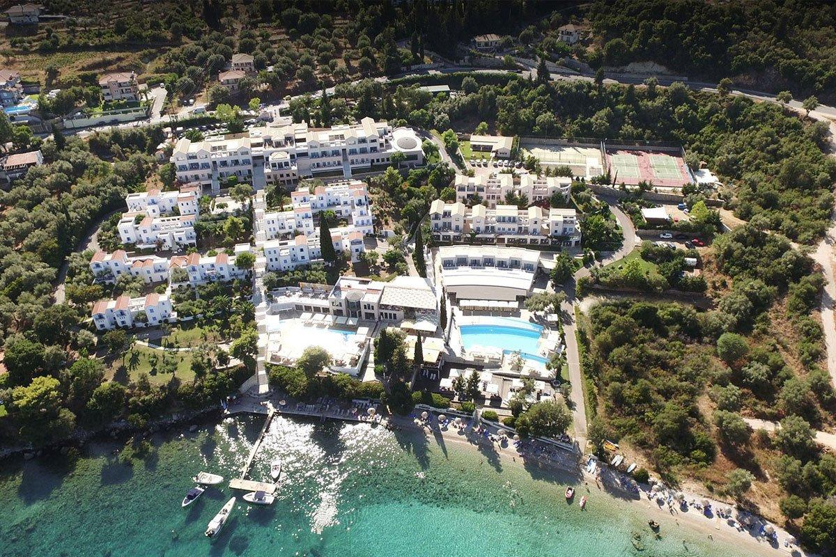 Porto Galina Seaside resort Nikiana Lefkada