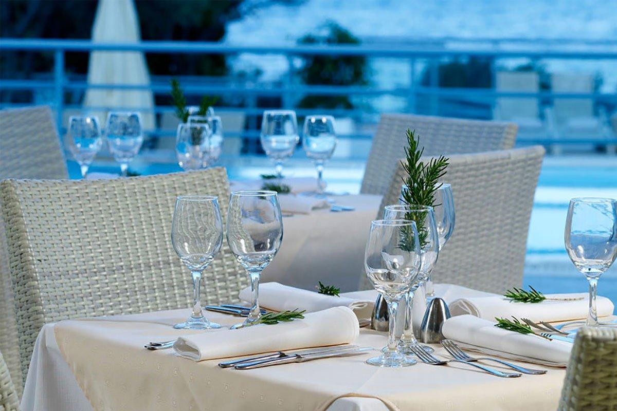 Porto Galina Seaside restoran