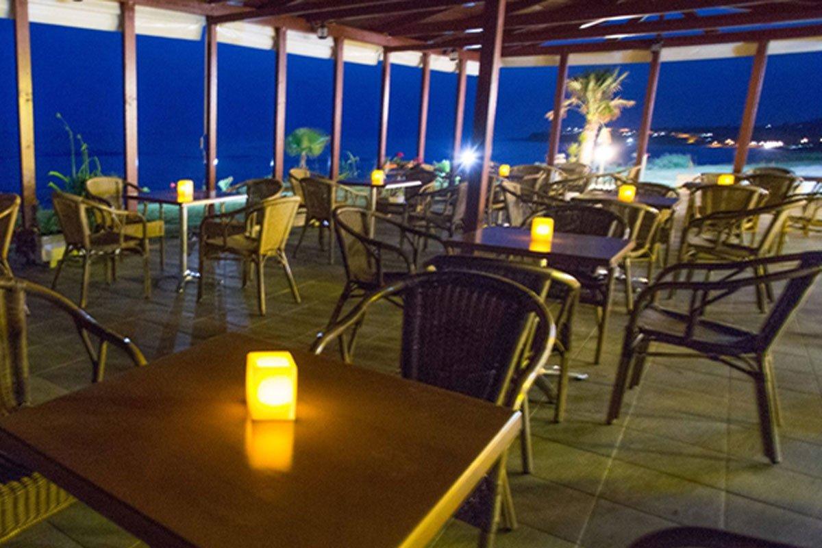 Poseidon Beach hotel kafić