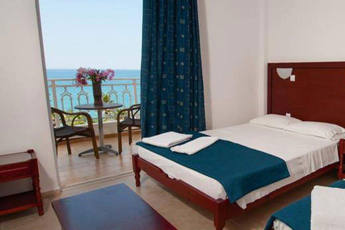 Poseidon Beach hotel sobe