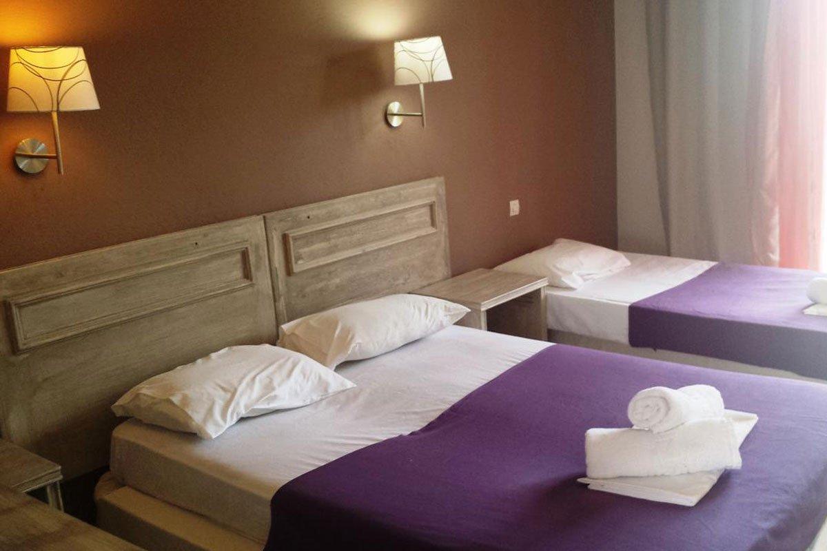 Sunshine Inn Hotel soba