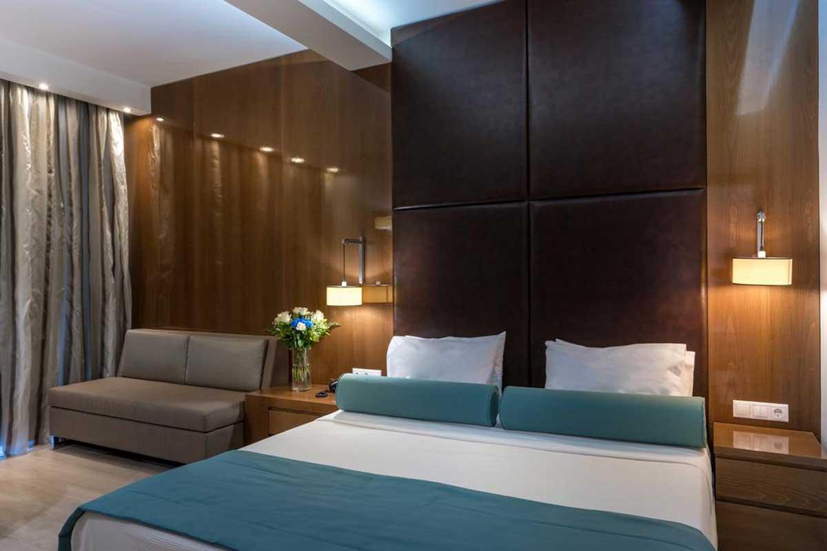 Cosmopolitan Hotel & Spa moderno opremljen sobe