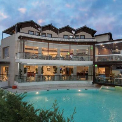 Cosmopolitan Hotel & Spa spolja