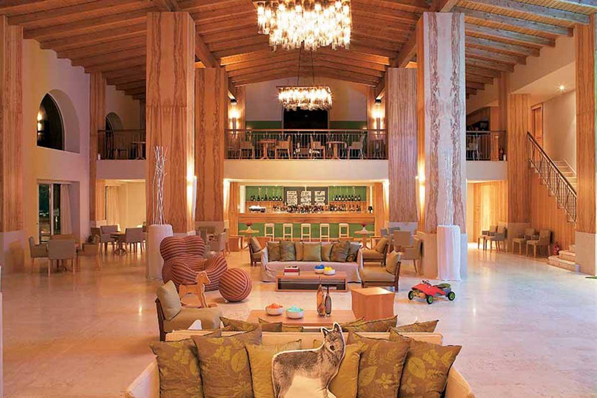 Hotel Grecotel Filoxenia lobi