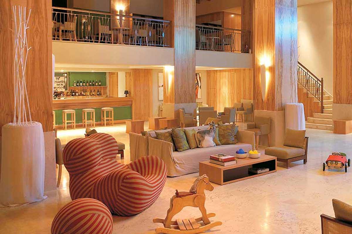 Hotel Grecotel Filoxenia lobi hotela