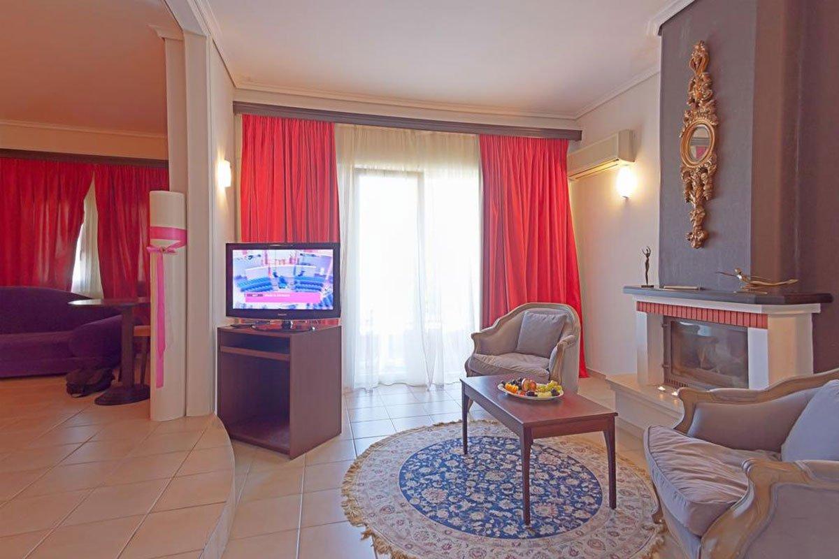 Grand Platon hotel sobe