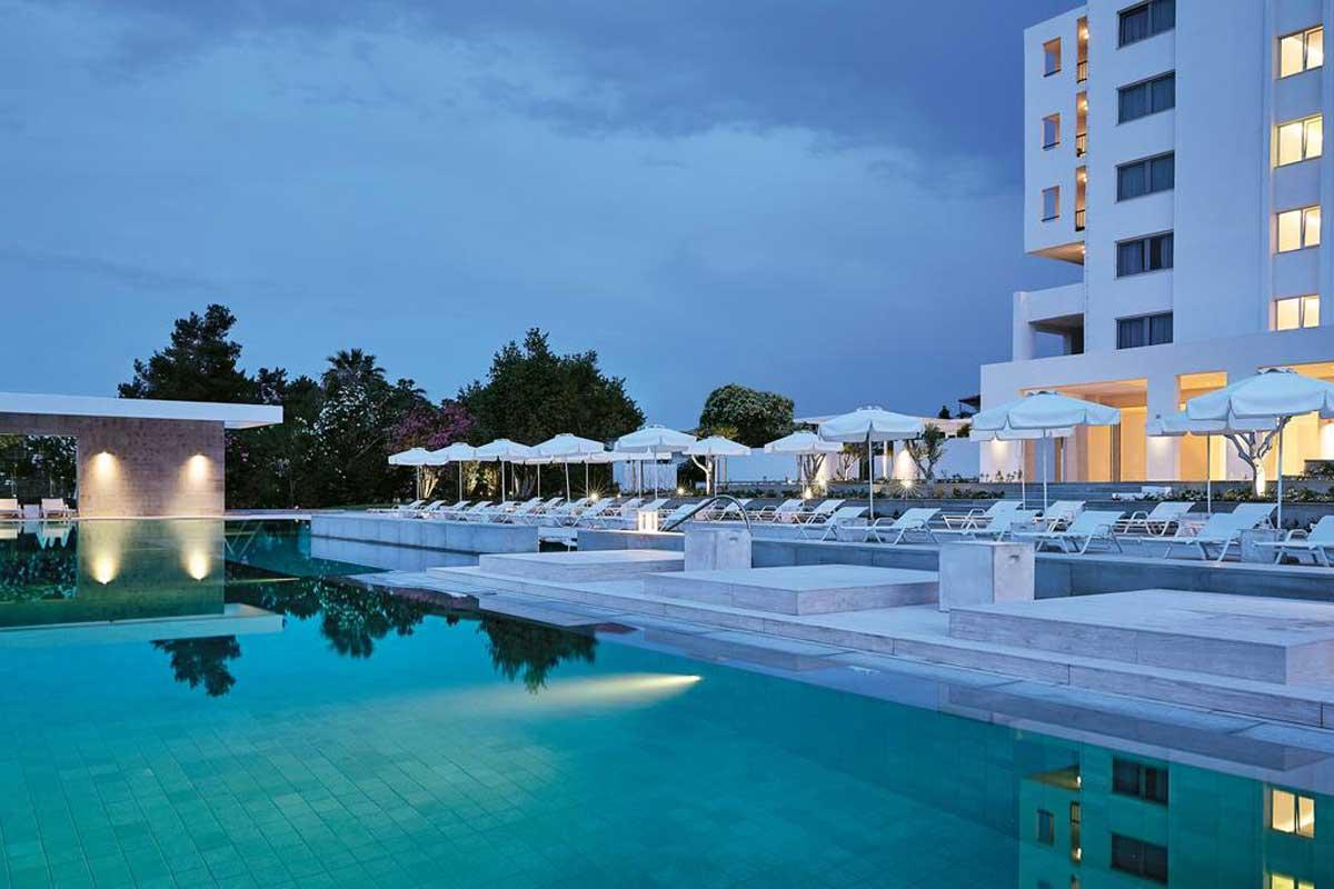 Hotel Grecotel Margo Bay bazen