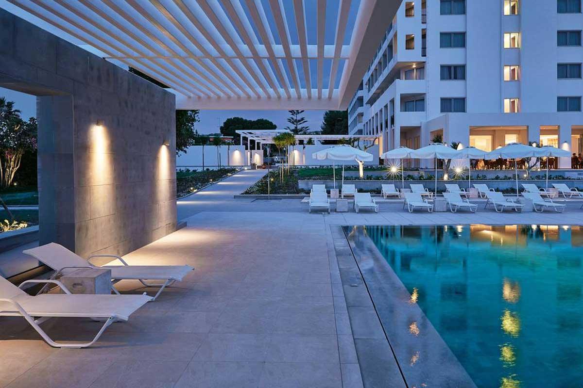 Hotel Grecotel Margo Bay Hanioti bazen