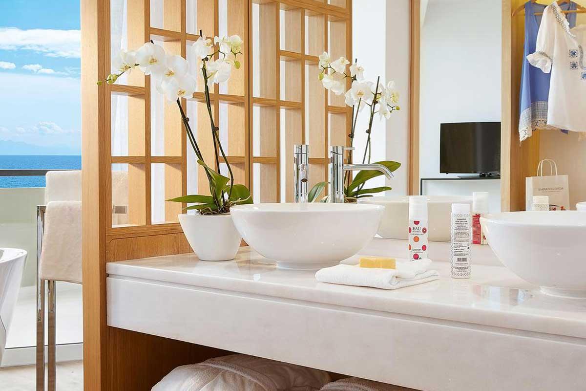 Hotel Grecotel Margo Bay kupatilo