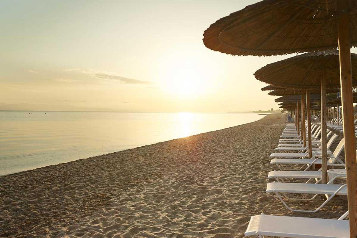 Hotel Grecotel Margo Bay plaža