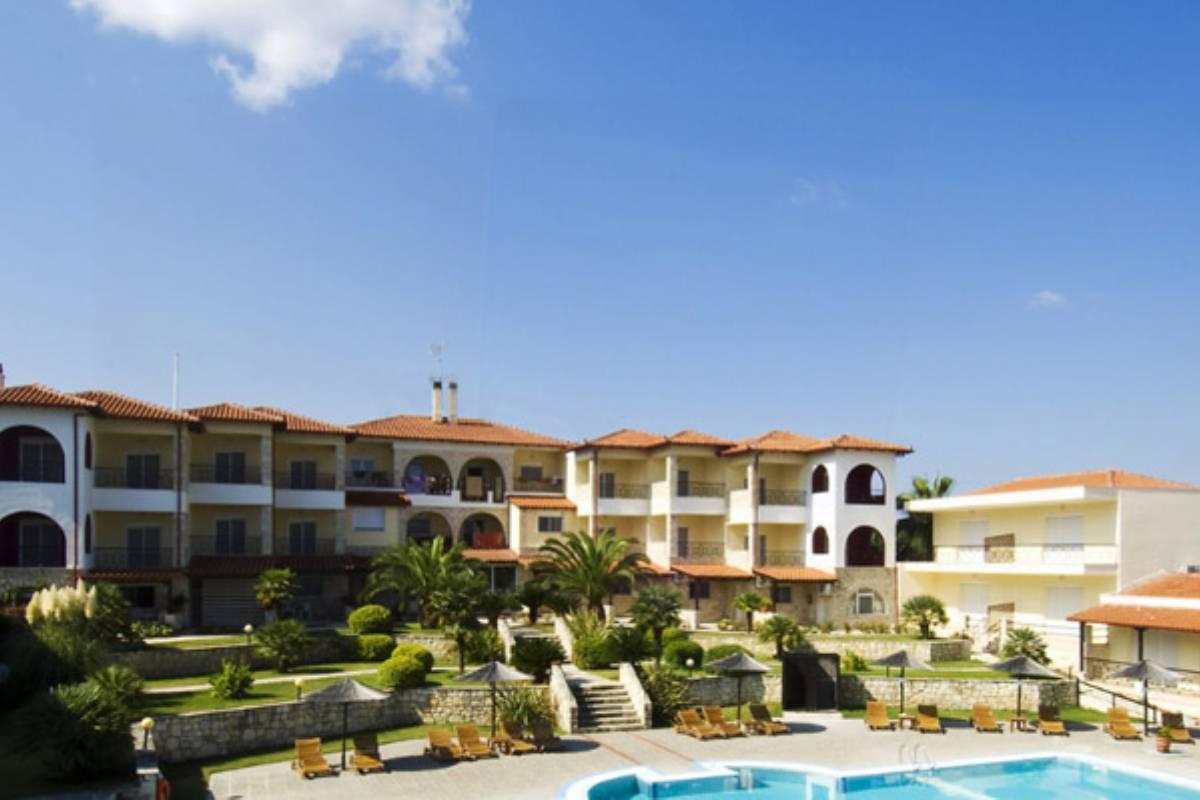 Hotel Blue Bay u Afitosu