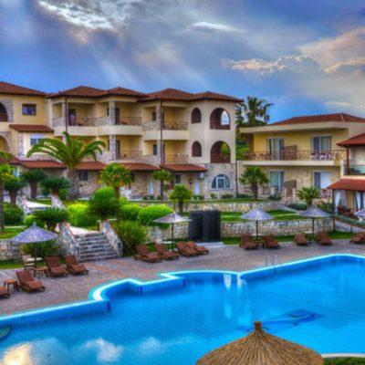 Hotel Blue Bay spolja