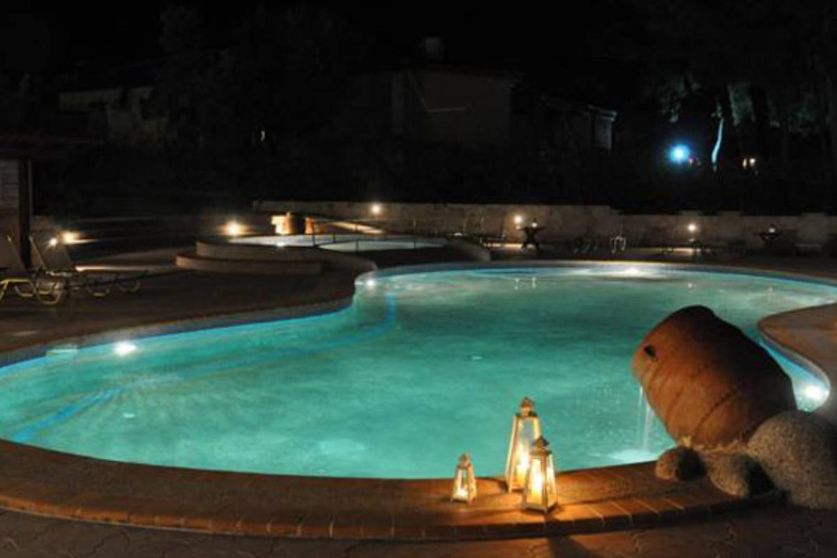 Hotel Evripidis bazen