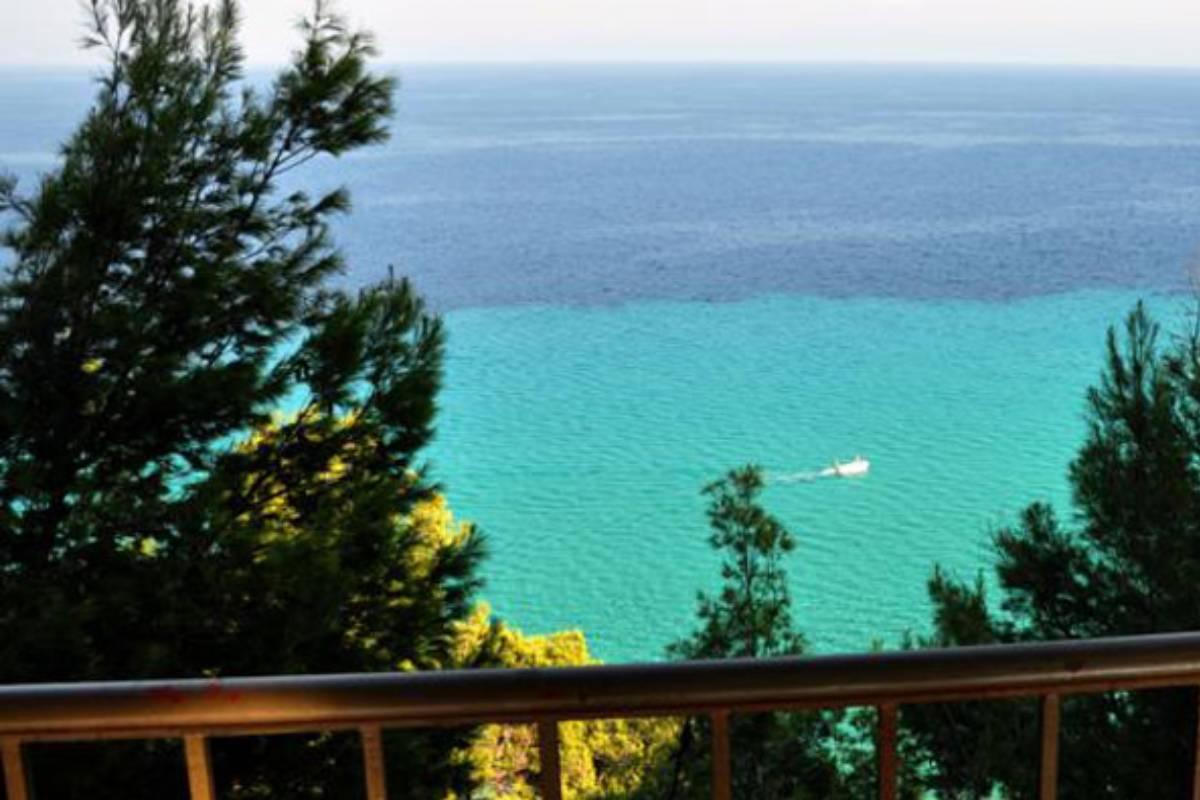 Hotel Evripidis panoramski pogled