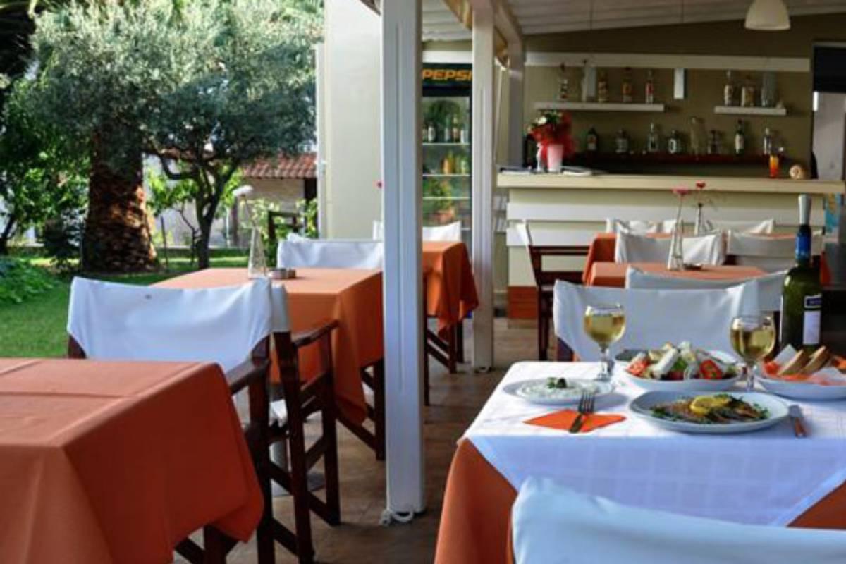 Hotel Evripidis restoran