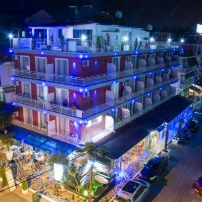Hotel Paralia Inn spolja