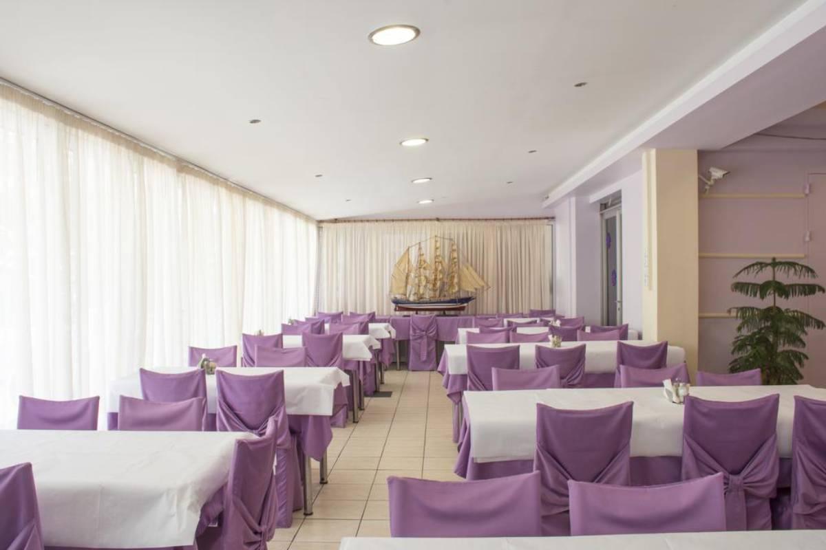 Hotel Paralia Inn odličan restoran