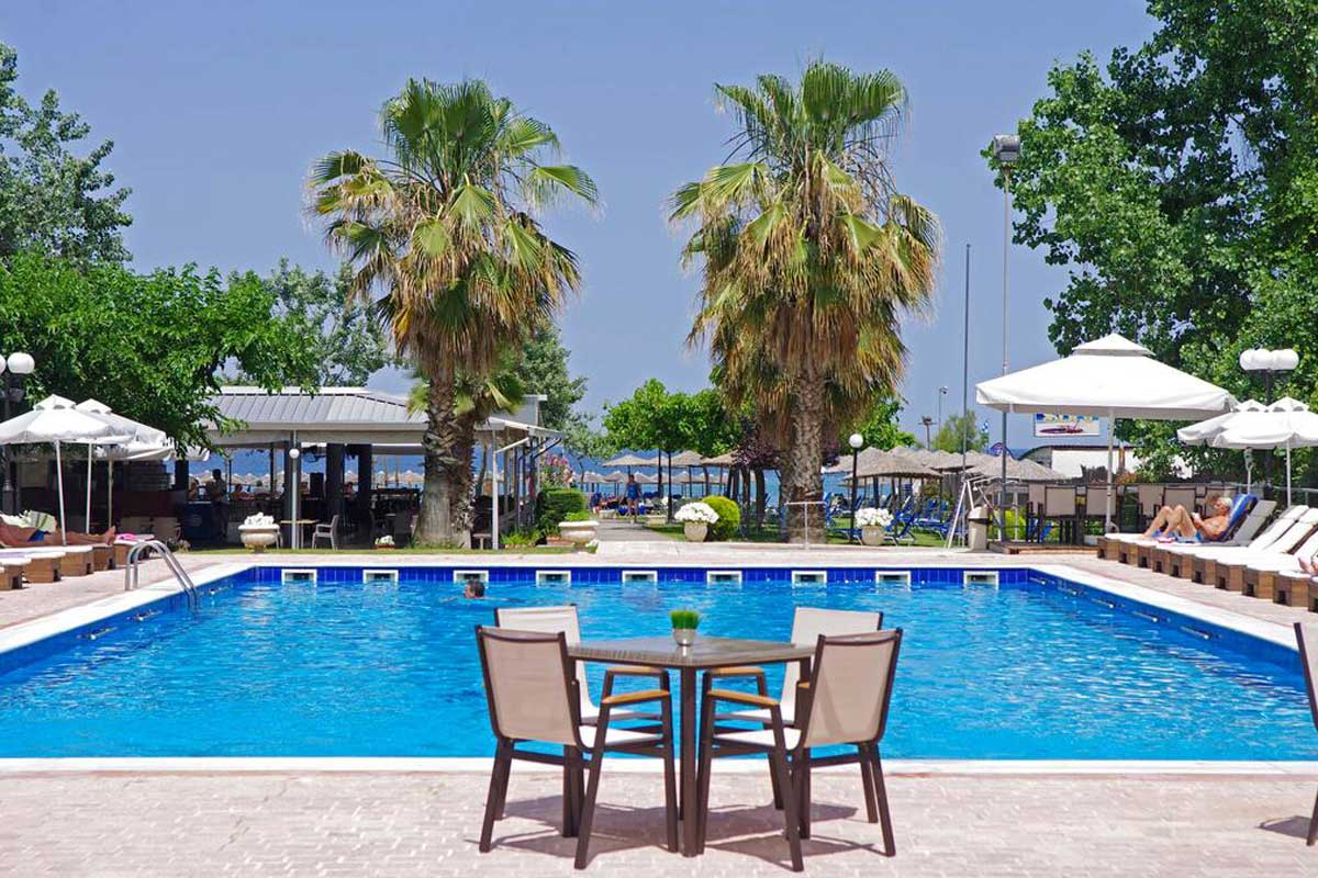 Hotel Sun Beach idealan odmor