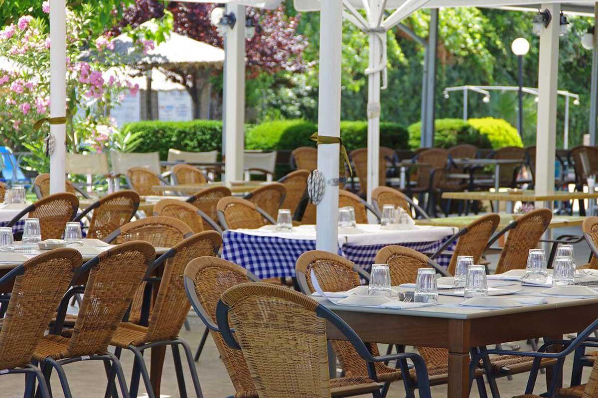 Hotel Sun Beach restoran