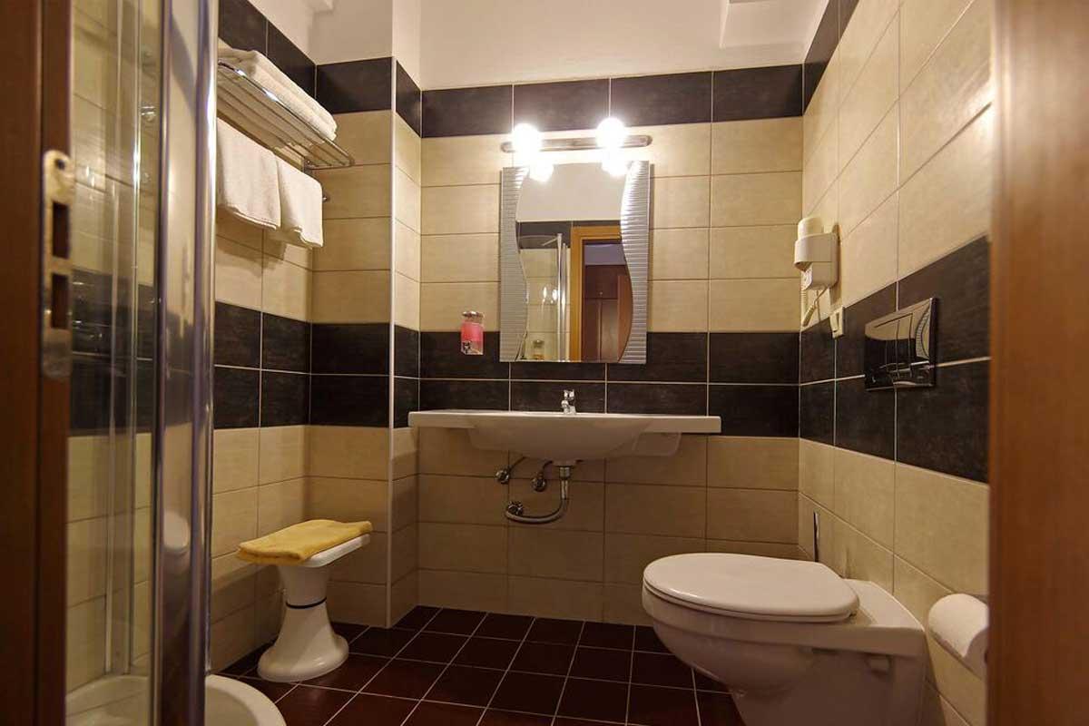 Hotel Sun Beach kupatilo