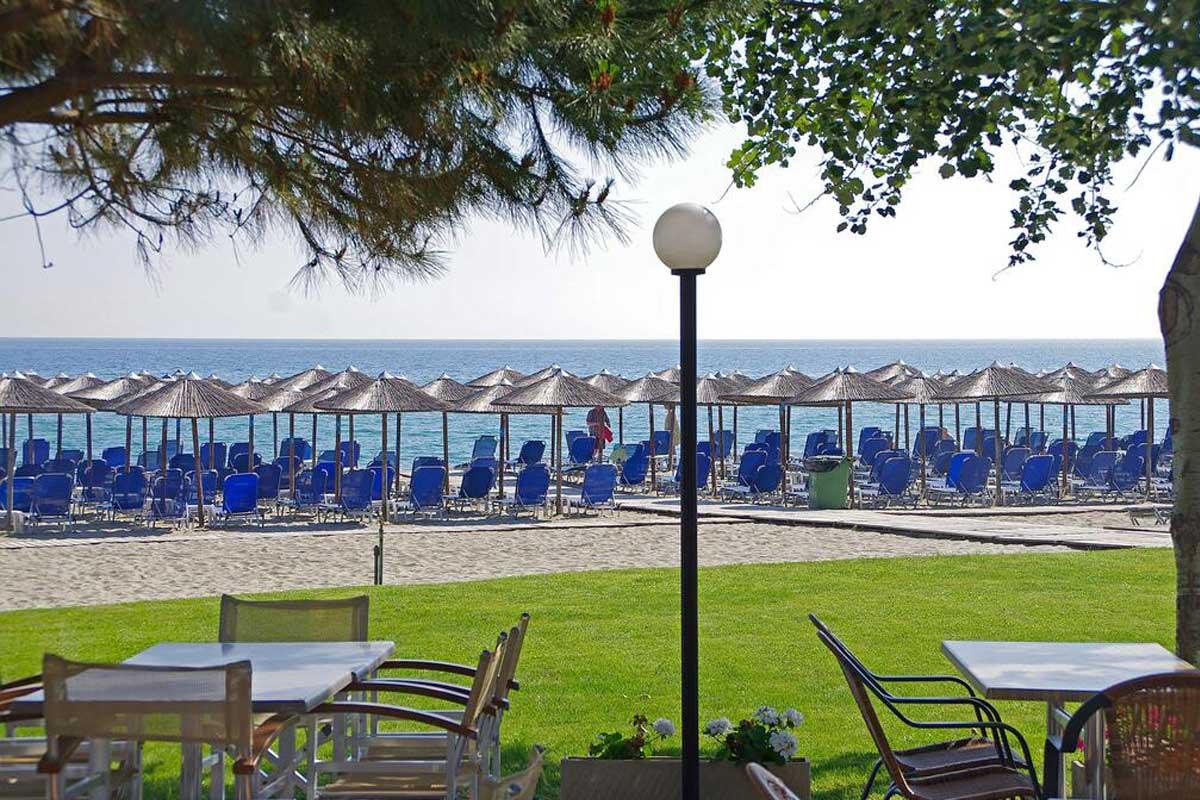 Hotel Sun Beach plaža
